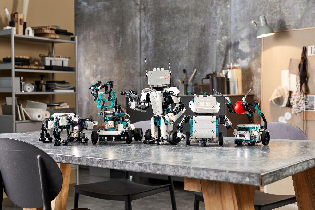 LEGO Mindstorms 51515 Robot Inventor (alle Modelle)