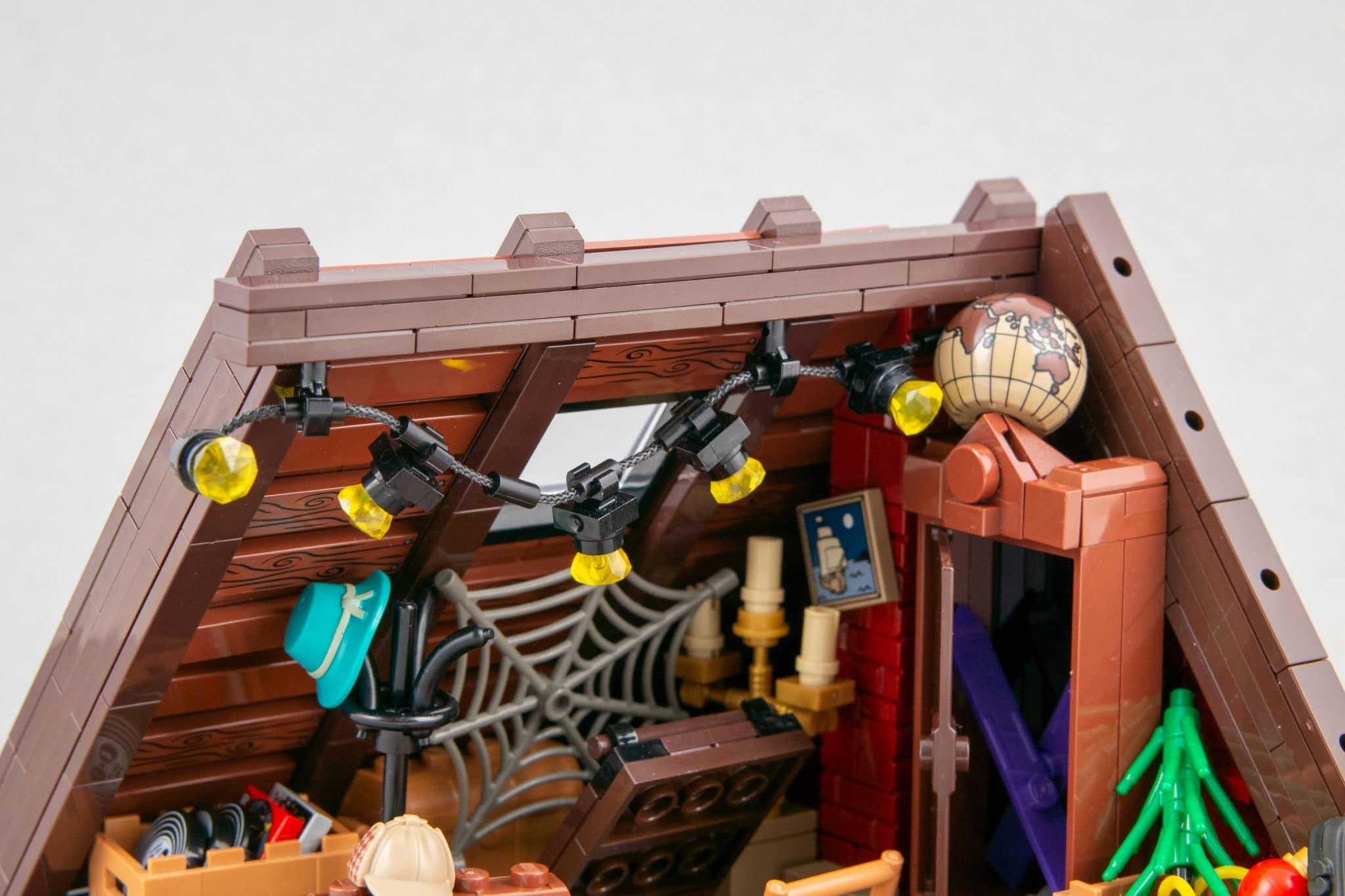 LEGO Moc Dachboden (14)