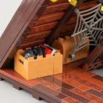 LEGO Moc Dachboden (18)