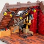 LEGO Moc Dachboden (25)