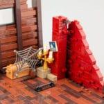 LEGO Moc Dachboden (26)