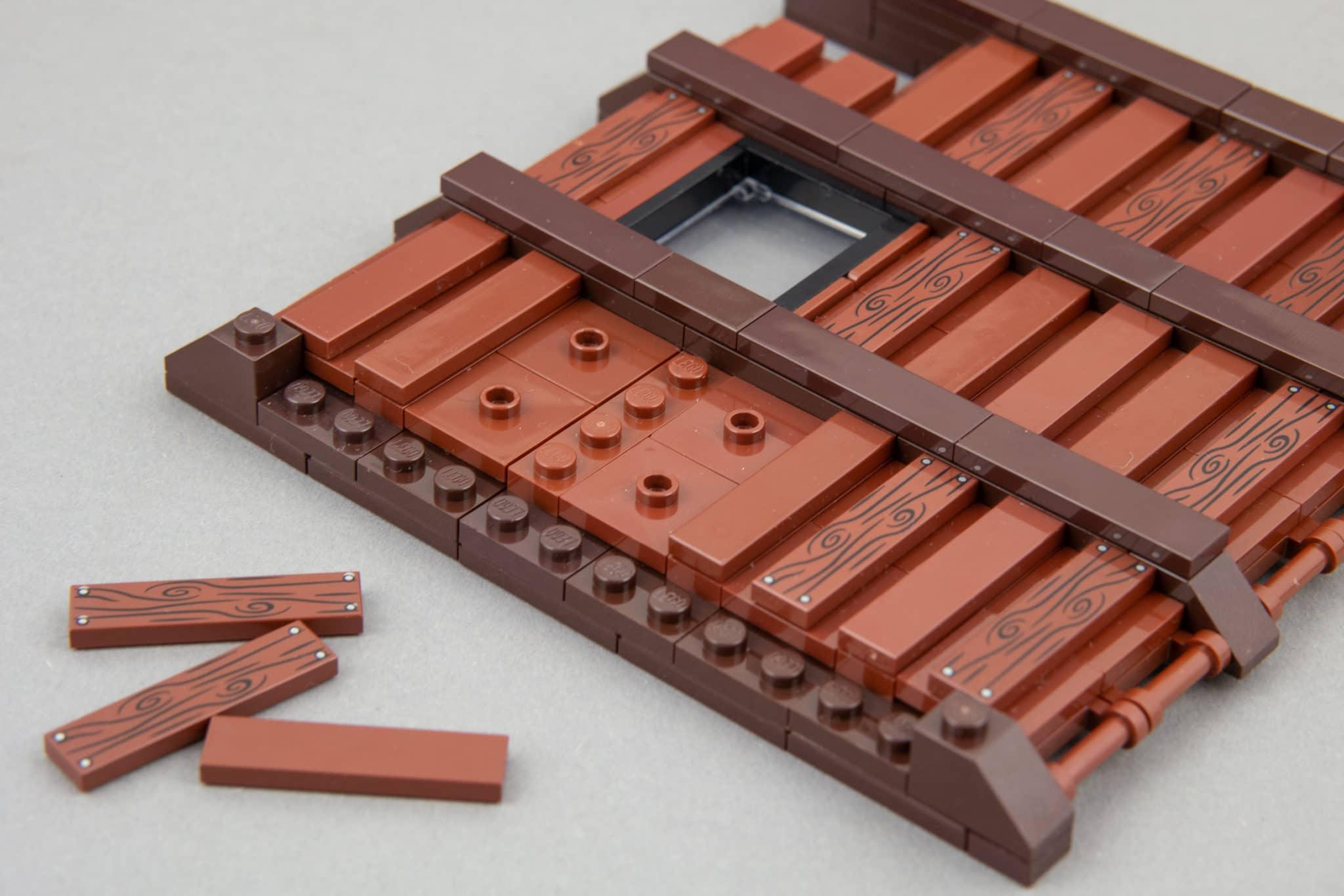 LEGO Moc Dachboden (32)