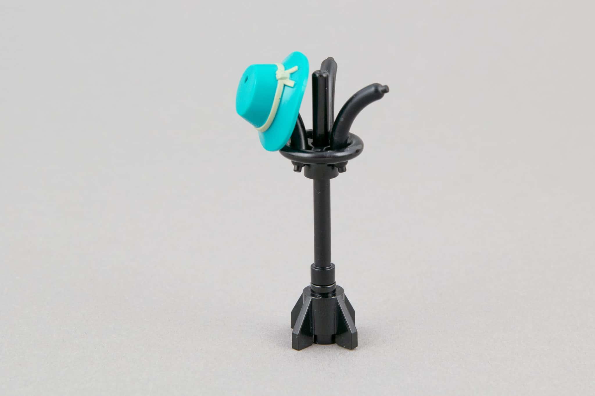 LEGO Moc Dachboden Hutstaender (1)