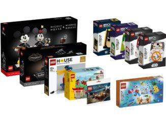 LEGO Neuheiten Juli 2020
