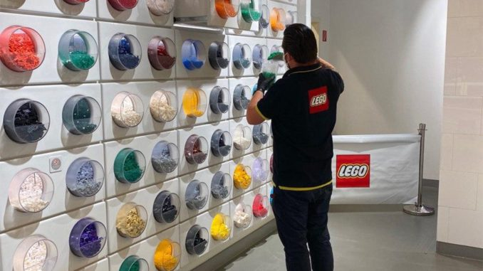 LEGO Pick A Brick Wand in den Stores wieder geöffnet