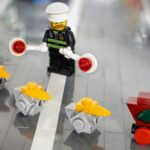 LEGO Policemen Mother Duck
