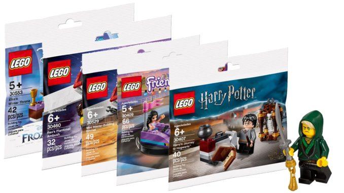 LEGO Polybags Juni 2020