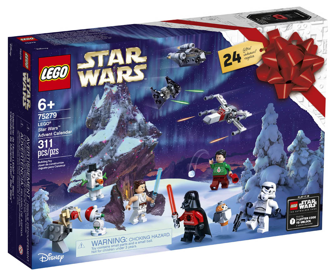 LEGO Star Wars 75279 2020 Advent Calendar (1)
