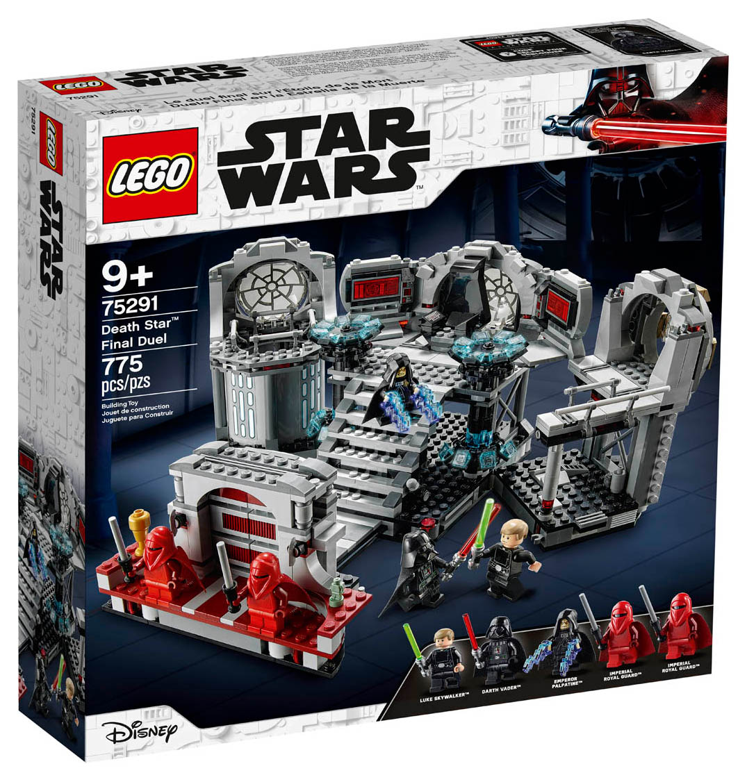 LEGO Star Wars 75291 Death Star Final Duel (1)