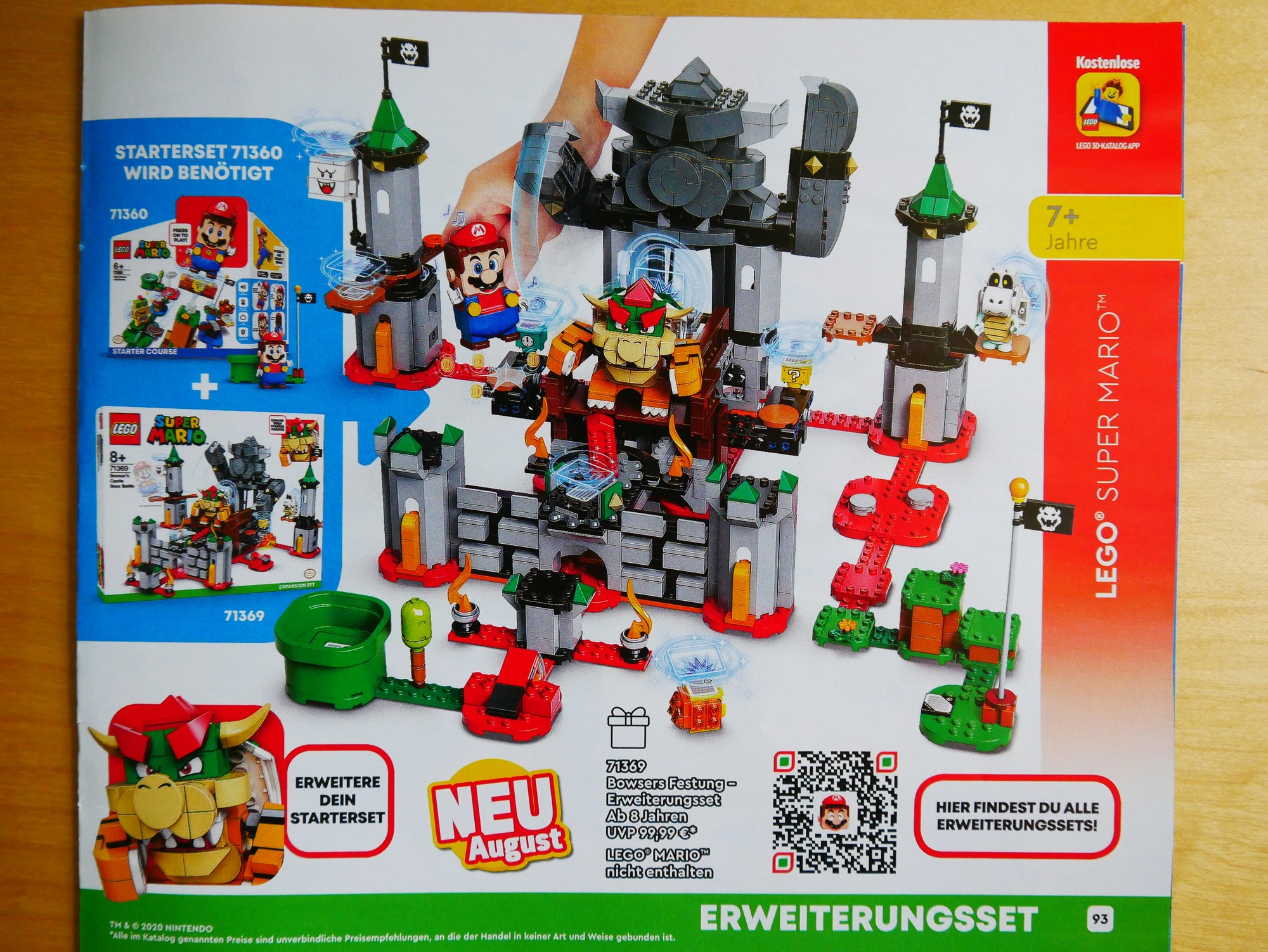 LEGO Super Mario Sommer 2020 (1)