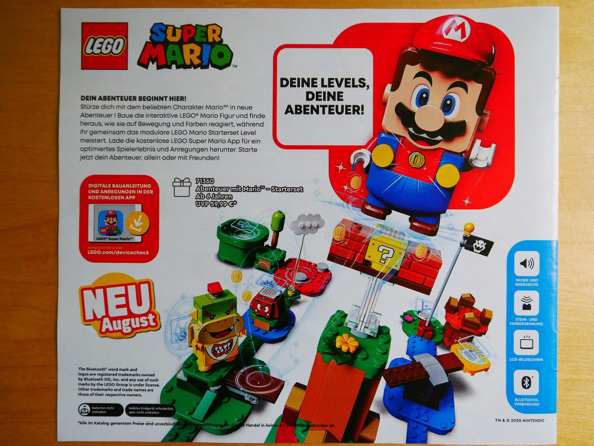 LEGO Super Mario Sommer 2020 (2)