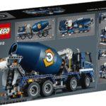 LEGO Technic 42112 Betonmischer Lkw (2)