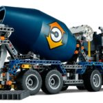 LEGO Technic 42112 Betonmischer Lkw (5)