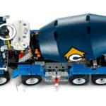 LEGO Technic 42112 Betonmischer Lkw (6)