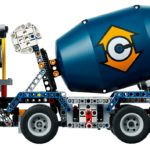 LEGO Technic 42112 Betonmischer Lkw (8)