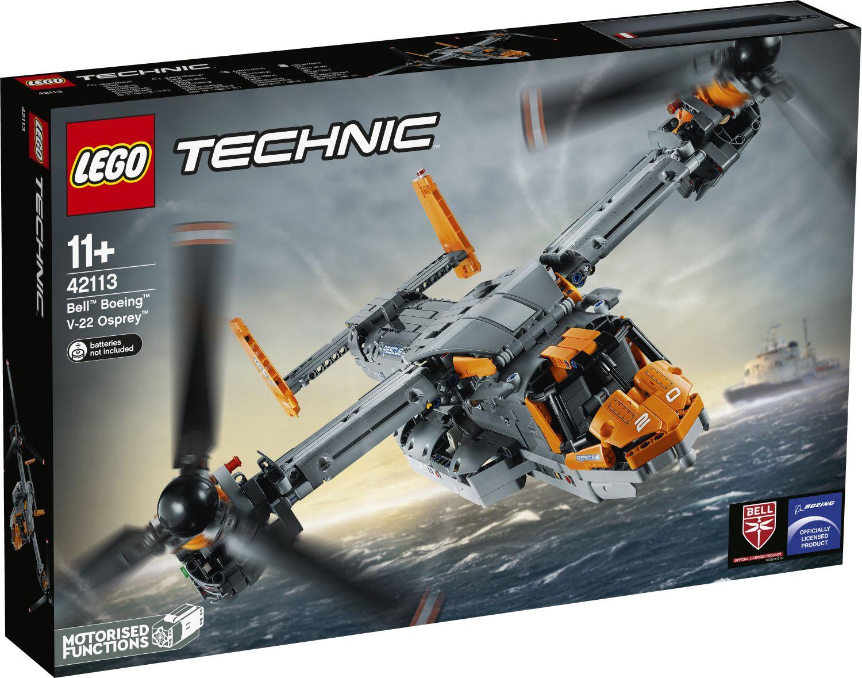 LEGO Technic 42113 Bell Boing Osprey V 22 (1)