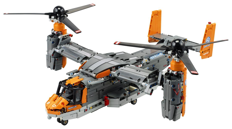 LEGO Technic 42113 Bell Boing Osprey V 22 (3)