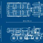 LEGO Technic 42114 Volvo Muldenkipper (10)