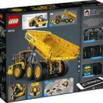 LEGO Technic 42114 Volvo Muldenkipper (2)