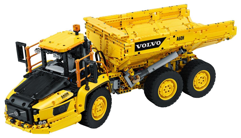 LEGO Technic 42114 Volvo Muldenkipper (4)