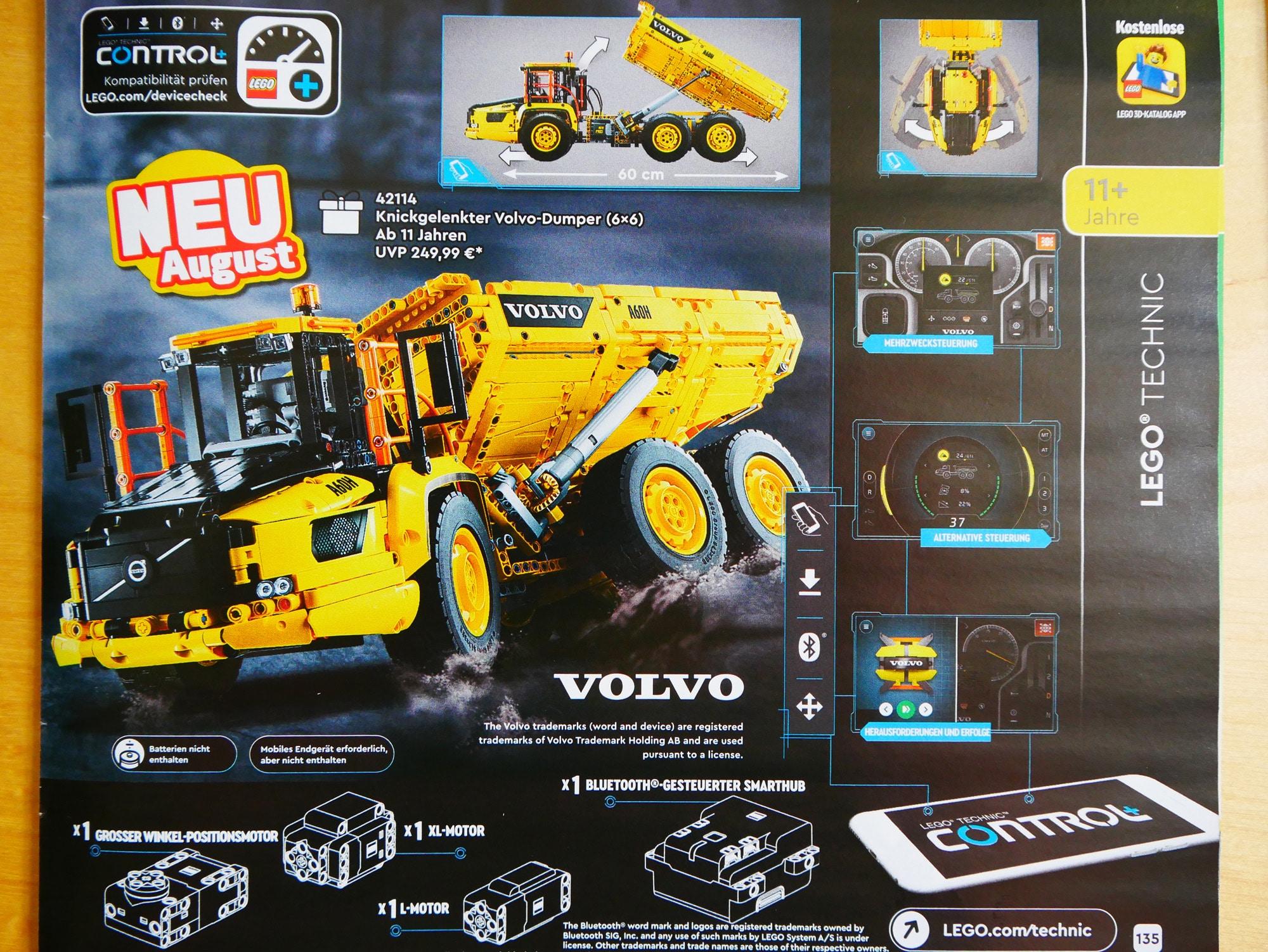 LEGO Technic August 2020 (3)