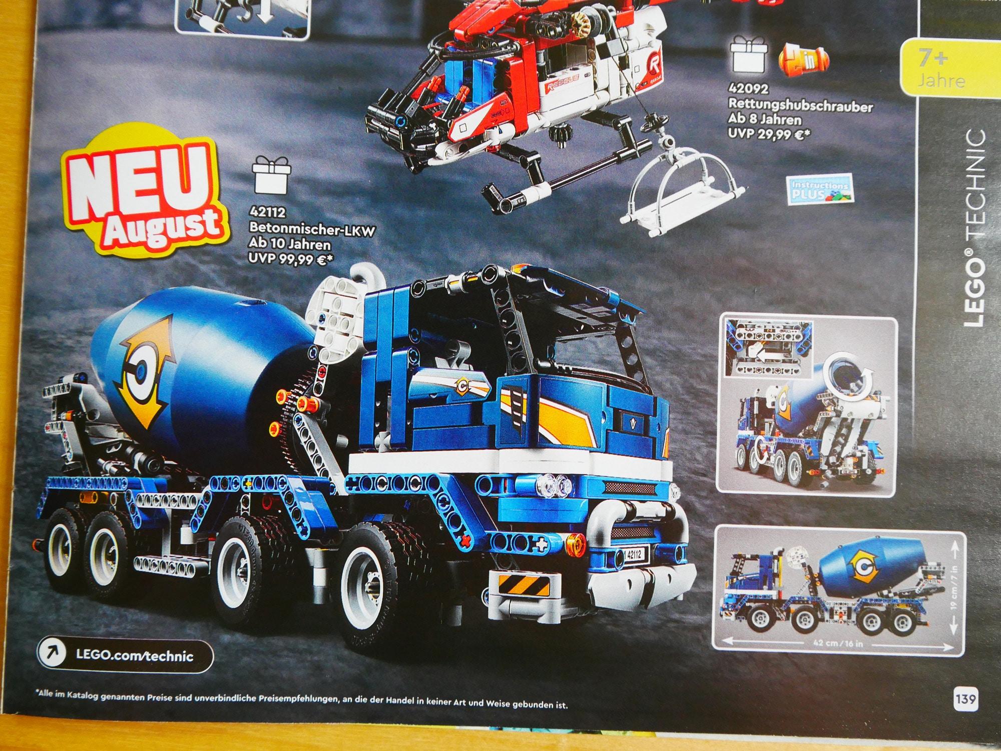 LEGO Technic August 2020 (9)