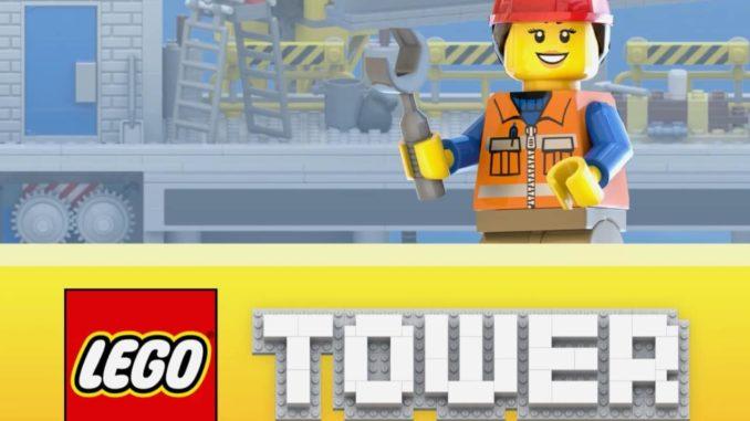 LEGO Tower Titelbild