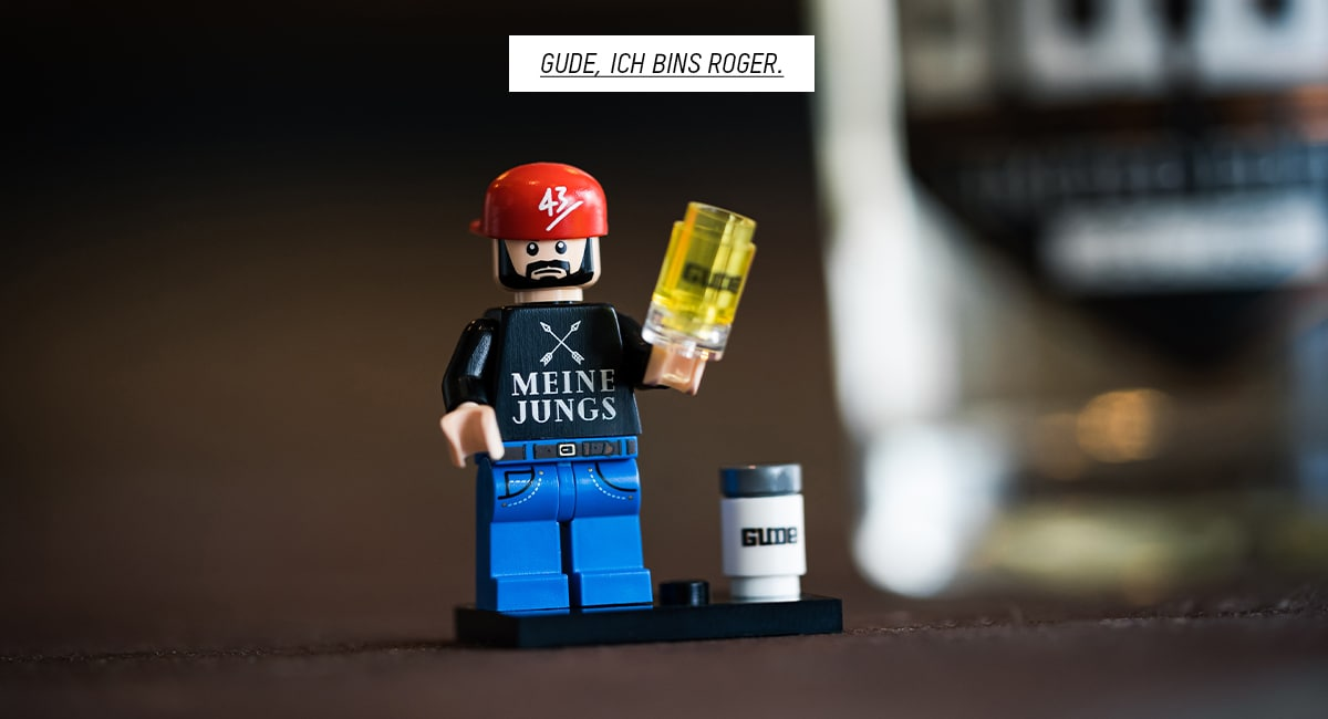 LEGO Meine Jungs Roger Minifiguren