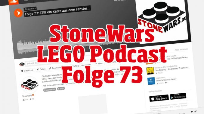 Stonewars Podcast Folge 73