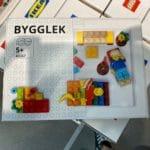 Ikea Bygglek LEGO 1