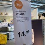 Ikea Bygglek LEGO 21