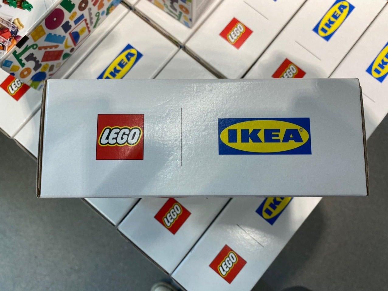 Ikea Bygglek LEGO 3