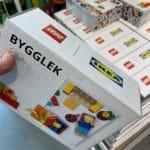 Ikea Bygglek LEGO 8