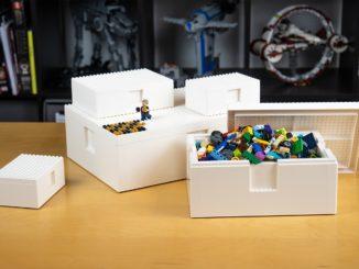 IKEA X LEGO BYGGLEK Boxen Review