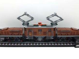 LEGO 10277 Krokodil Lokomotive 01