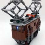 LEGO 10277 Krokodil Lokomotive - Innenraumbeleuchtung 01