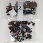 LEGO 10277 Krokodil Lokomotive - Tüten zu Bauabschnitt 2