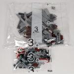 LEGO 10277 Krokodil Lokomotive - Tüten zu Bauabschnitt 3