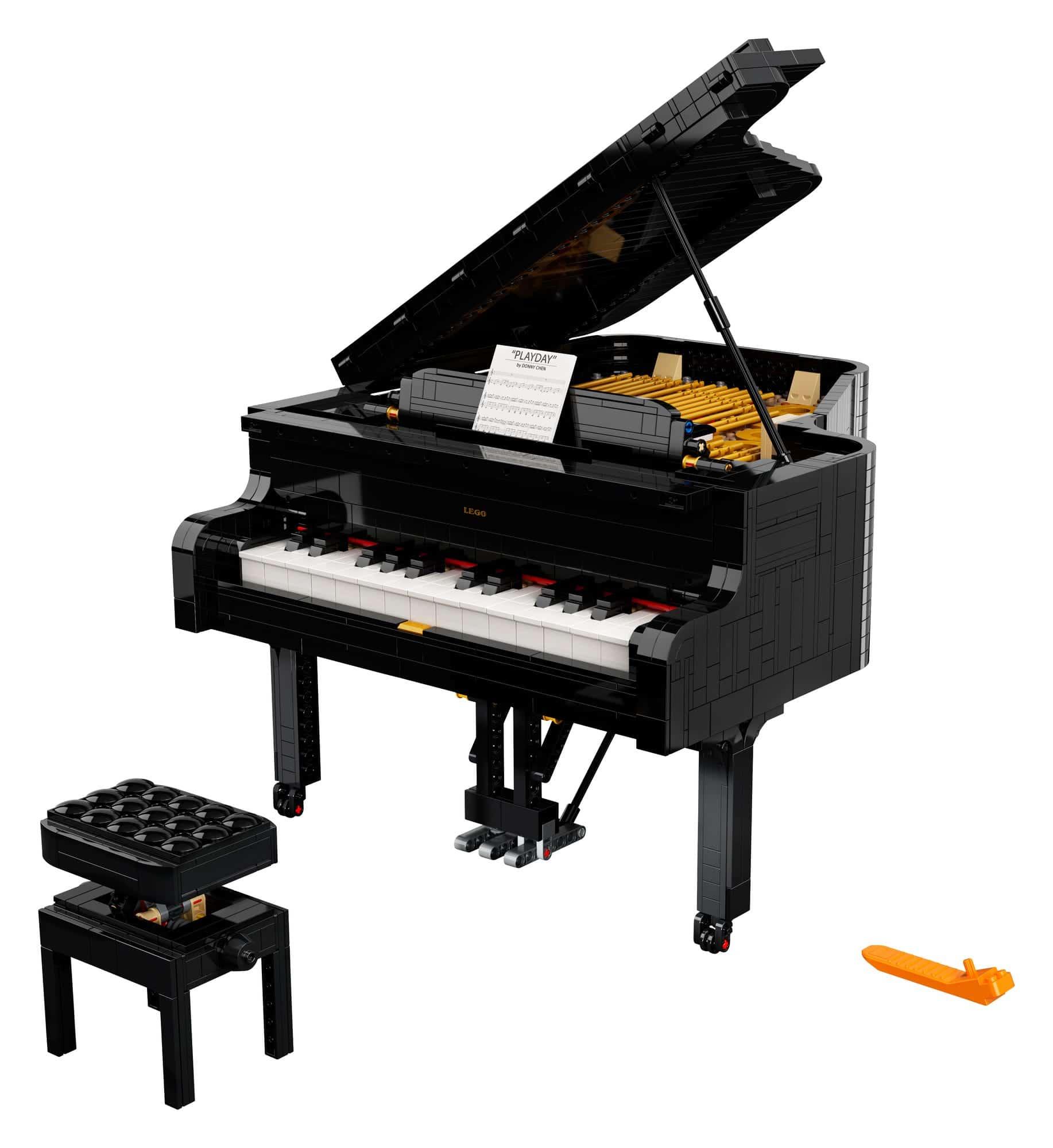 LEGO 21323 Ideas Konzertfluegel (1)