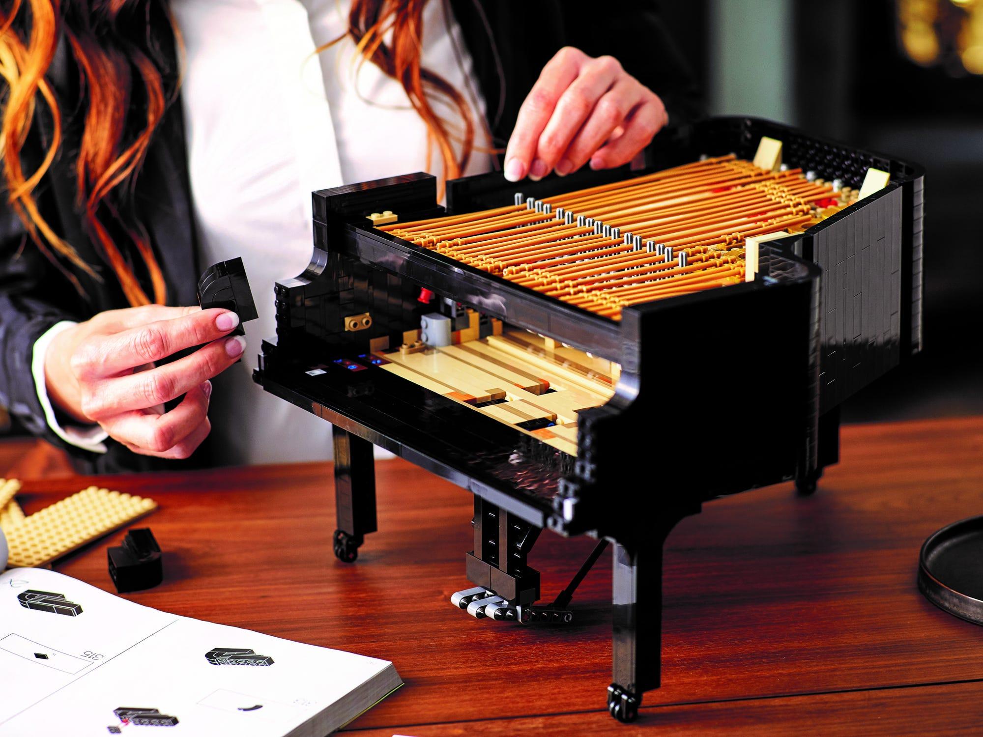 LEGO 21323 Ideas Konzertfluegel (19)