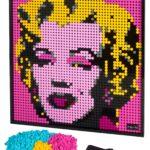 LEGO 31197 LEGO Art Andy Warhol S Marilyn Monroe 1