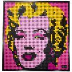 LEGO 31197 LEGO Art Andy Warhol S Marilyn Monroe 3