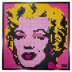 LEGO 31197 LEGO Art Andy Warhol S Marilyn Monroe 9