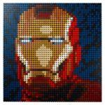 LEGO 31199 LEGO Art Marvel Studios Iron Man Kunstbild 4