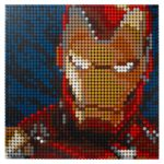 LEGO 31199 LEGO Art Marvel Studios Iron Man Kunstbild 7