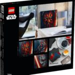 LEGO 31200 LEGO Art Star Wars Die Sith Kunstbild 7