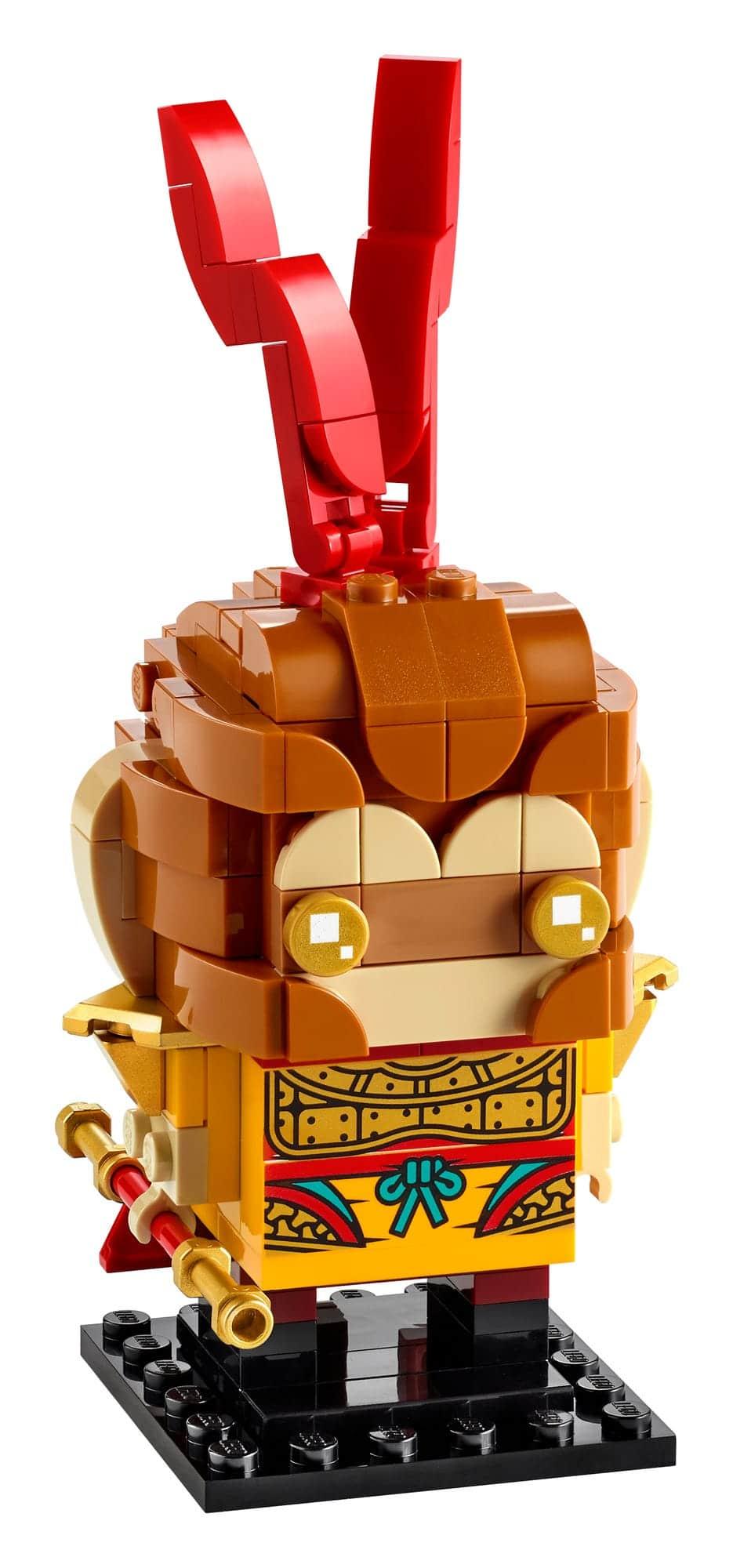 LEGO 40381 Brickheadz Monkey King