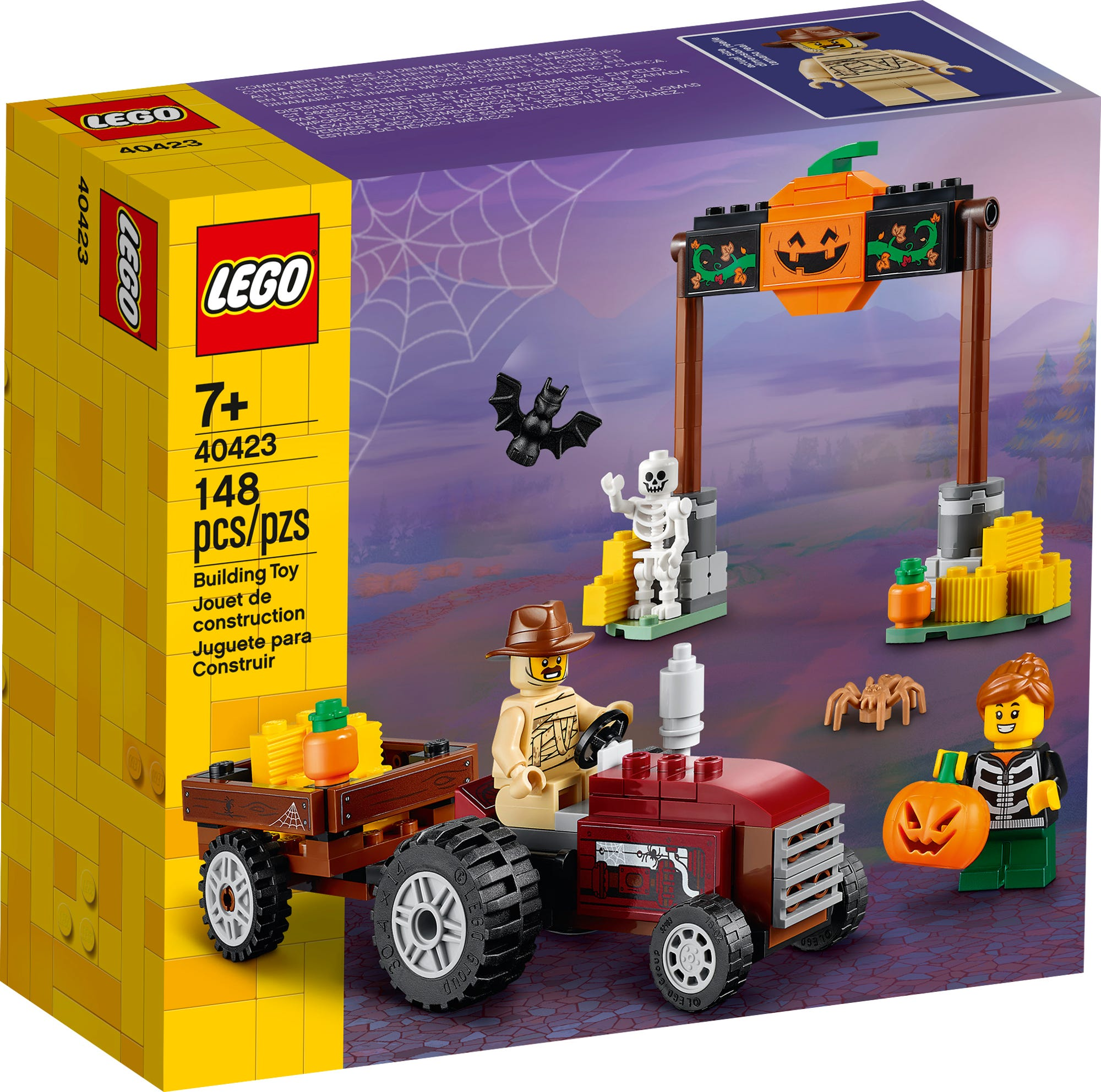 LEGO 40423 Seasonal Halloween Hayride
