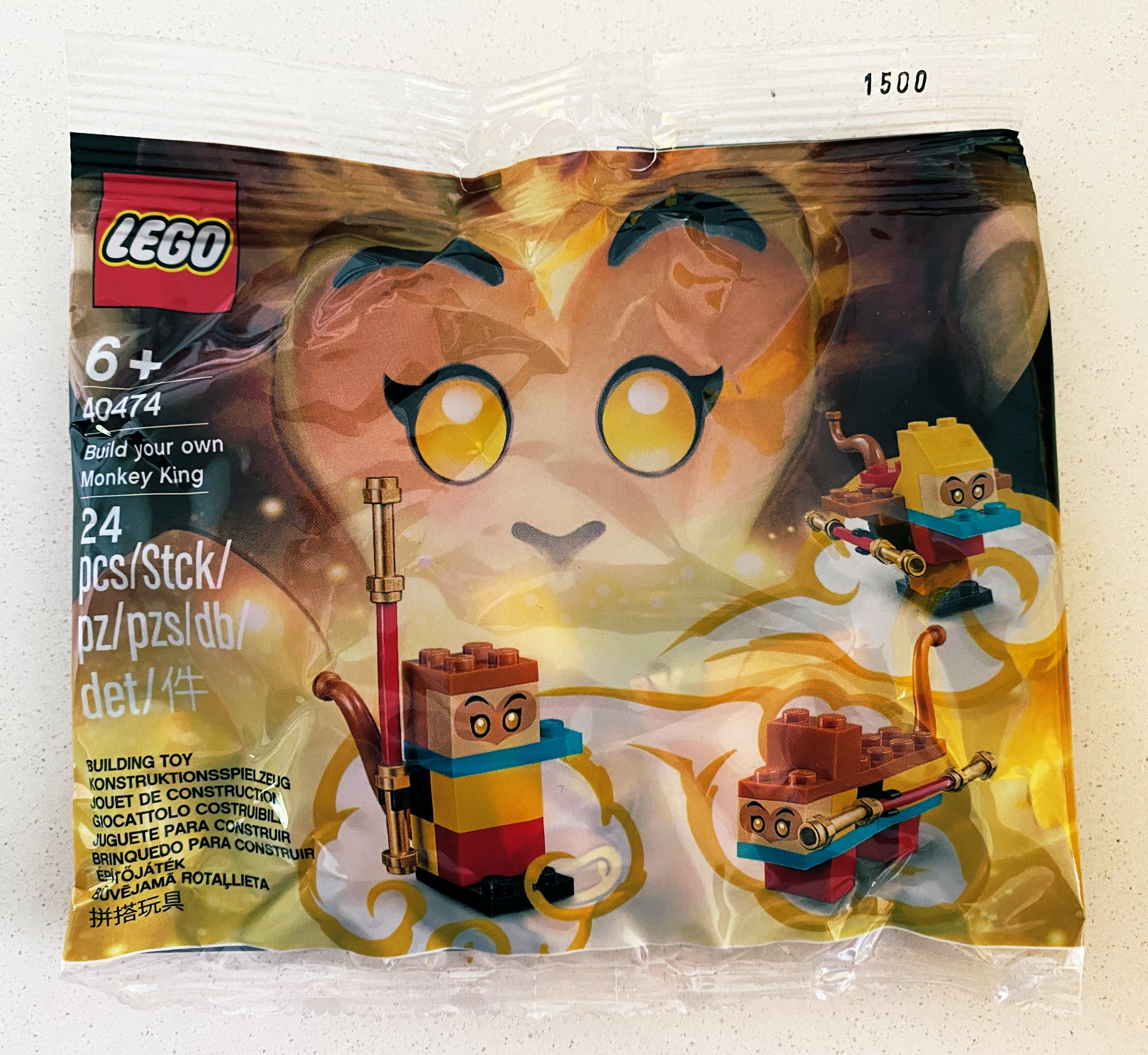 LEGO 40474 Monkey King Polybag
