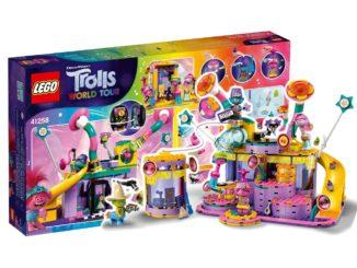 LEGO 41258 Trolls World Tour Das Konzert Von Vibe City